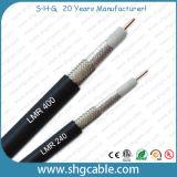 50 ohms de cabo coaxial LMR400 do RF