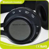 Шлемофон наушников Bluetooth высокого качества складной беспроволочный