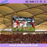 발광 다이오드 표시 스크린 광고 위원회 (세륨, RoHS, FCC, CCC)를 Die-Casting P4 실내 임대 풀 컬러