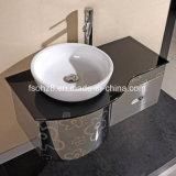 Governi di vanità della stanza da bagno dell'acciaio inossidabile (T-011)