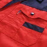 OEM 여름 작업복, 다중 색깔 작업복 면 한 벌