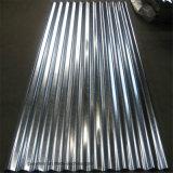 Лист крыши металла /Galvanized листа крыши штока фабрики Corrugated