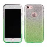 Ultra TPU delicatamente che lucida il coperchio posteriore di caso per il iPhone 7/7 più
