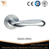 Зафиксируйте ручку двери защелки цинка нержавеющей стали оборудования нутряную (Z6018-ZR11)