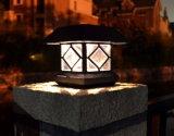 太陽柱ライト太陽庭ライト太陽コラムライト