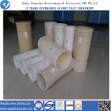 Sacchetti filtro materiali di filtrazione acrilici della polvere, sacchetto filtro acrilico della polvere
