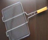 Treillis métallique du gril Mesh/BBQ du barbecue Grill/BBQ d'acier inoxydable