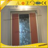 現代家具の装飾のためのアルミ合金のアルミニウム引き戸