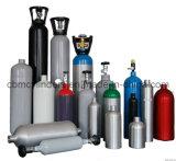 Butoirs en acier de soupape pour les cylindres de gaz protecteurs