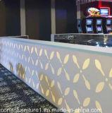 바 카운터를 주문하는 LED 호텔 Rstaurant Nade