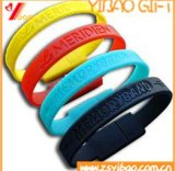 Wristband de venda quente do silicone de 2017 Customed