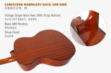 Гитара оптовой продажи штока фабрики Aiersi верхняя твердая акустическая (SG02SMCN)