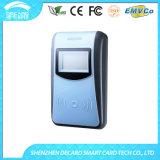 Validator del omnibus, lector de tarjetas de RFID (P18)