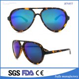 Солнечные очки моста двойника впрыски высокого качества пластичные