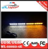 Lampeggiante di traffico LED con aspirazione foggia a coppa la parentesi