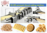 Kh 400の機械を作る普及した小規模のビスケット