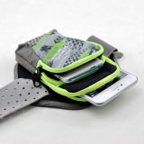 携帯電話のアクセサリアームポケットSmartphoneの腕章は袋を遊ばす