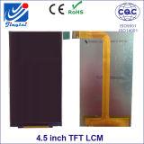 Surface adjacente de Mipi écran LCD d'IPS TFT LCM sans écran 4.46 ''