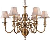 Verlichting van de Lamp van de Kroonluchter van het smeedijzer de Decoratieve (sl2153-6)