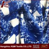 El Spandex 100d del poliester el 8% del 92% imprimió la tela polivinílica tejida de la tela de estiramiento de 4 maneras