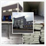 La fibra de polipropileno PP Macro PP fibra sintética como material de construcción