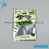 El plástico del papel de aluminio sopló bolso del alimento para el embalaje