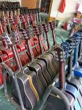 Guitarra acústica colorida relativa à promoção Sg029 da fábrica de Aiersi