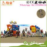 Малыши обучают напольное оборудование для сбывания, изготовление спортивной площадки спортивной площадки школы Китая напольное