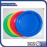 Устранимая пластичная плита 9inches для еды