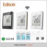 Thermostats électroniques de radiateur de l'eau avec le WiFi
