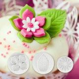 圧延PinのスムーザーのEmbosser型型が付いているフォンダンのケーキの装飾の工具セットのSedhoom Catalinaのフォンダンのケーキのカッター型はEsg10158に用具を使う