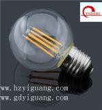 Bulbo da vela do diodo emissor de luz de E27 220V/110V 3W G60, TUV/UL/GS