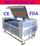 двойной автомат для резки ЕВА головок 80W в машинном оборудовании лазера, работая Area1300mm*900mm