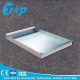 Precios del gancho de leva de aluminio de los paneles de la azotea en diseño del techo