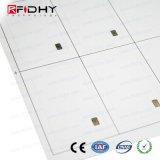 MIFARE plus 3*8 van RFID het Blad van het pvc- Inlegsel