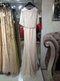 Платье вечера, мантия партии, платья венчания с обручами