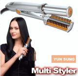 Máquina popular del bigudí de pelo con el cepillo