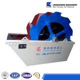 Alta lavadora eficiente de la arena de la rueda