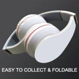 핸즈프리 컴퓨터 Bluetooth 무선 입체 음향 최고 백색 차가운 이어폰
