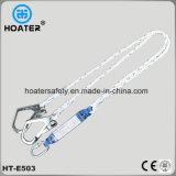 Colhedores dobro para o chicote de fios de segurança com o conetor de dois ganchos