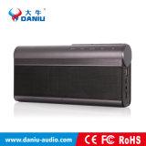 Superbaß-Bluetooth Lautsprecher mit Metallgehäuse