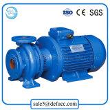 Industrielle einzelnes Stadiums-Enden-Absaugung-zentrifugale Wasser-Pumpe mit Motor