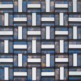 Mosaico di vetro della stagnola di oro (VMW3309)