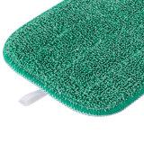 Пусковая площадка Mop пыли пола Microfiber плоская