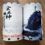 Bolso de la tarjeta del fieltro/cerveza del bolso del fieltro/bolso hecho a mano colorido de la pluma del fieltro