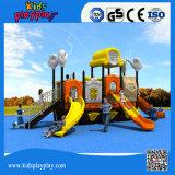 Im Freiensport-Geräten-Kindergarten-Geräten-Spielplatz