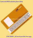 членский билет 125kHz RFID с номером гравировки лазера