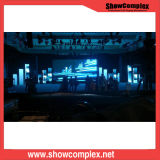 P4.81 풀 컬러 HD 단계 임대 옥외 LED 스크린