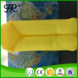 Het Kamperen van de polyester Bed van de Laag van de Lucht van het Bed van de Lucht van het Strand het Opblaasbare