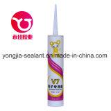 Adhésif neutre de puate d'étanchéité de silicones pour le miroir (YH-V7)